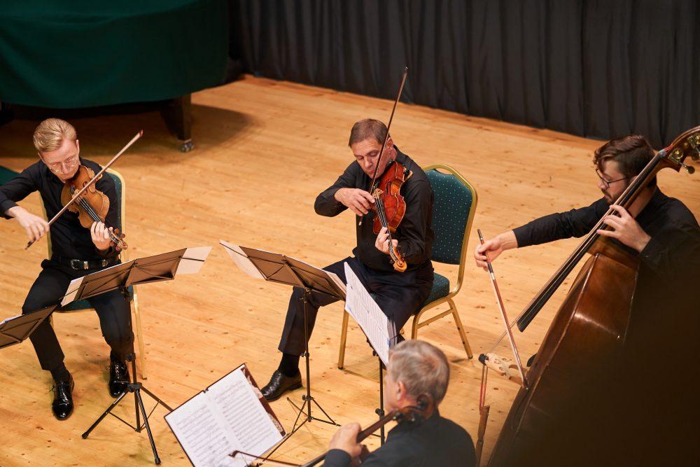 National Vilnius quartet concert