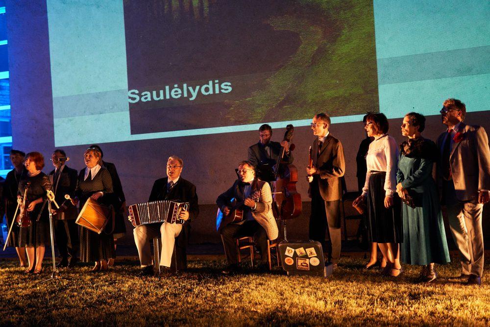 Salduvė ensemble concert