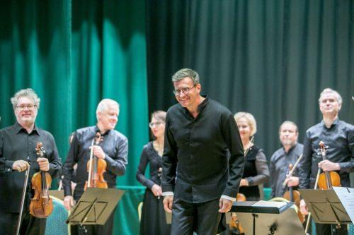Lietuvos kamerinio orkestro koncertas