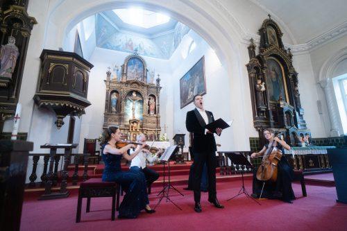 Koncertas Šv. Jurgio bažnyčioje